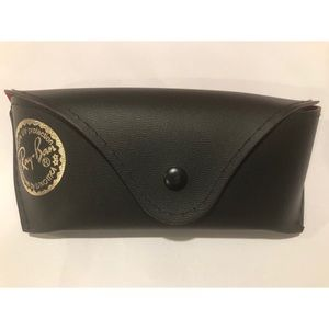 Ray-ban Leather Sunglass Case
